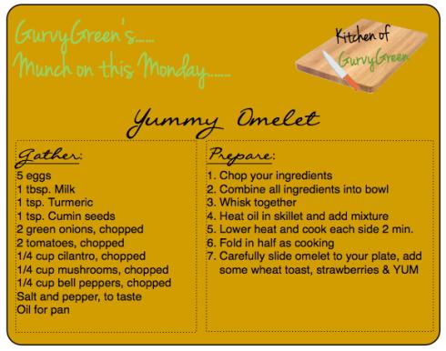 Yummy Omelet