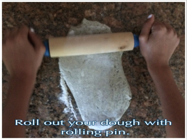 How to Grill your Pizza, dough rolling
