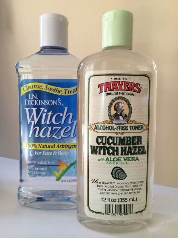 Skin Care Thursday Benefits of Witch Hazel